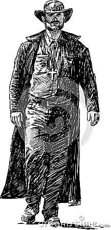 Pastor of the Wild West