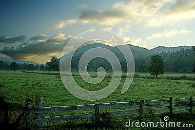 Pastoral Sunrise