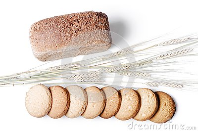 Pastry, bread, wheat