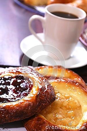 Free Pastry Breakfast Stock Image - 11005281