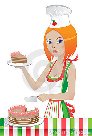 Free Pastry-cook Stock Image - 19508791