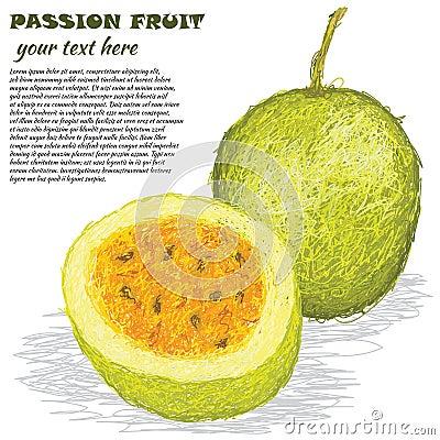 Pasyjna owoc