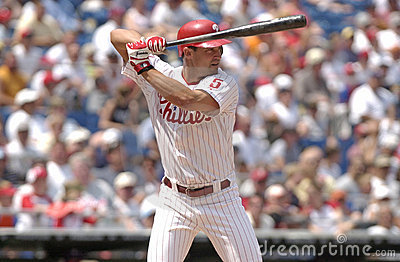 Pat Burrell Editorial Photo