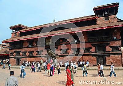Patan, Nepal Editorial Image