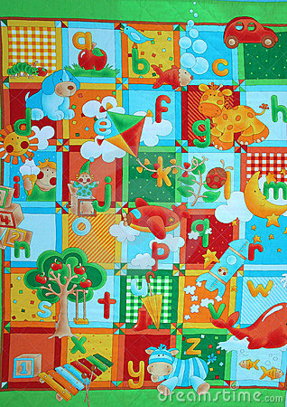 Patchwork as a Background