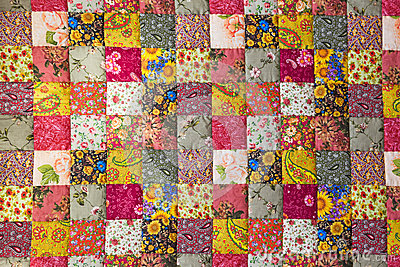 Patchwork Quilt Stock Photography Image 38600652