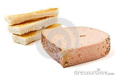 Pate n Toast