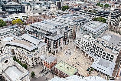 Paternoster Square London