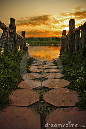 Free Path Stock Photo - 19070810
