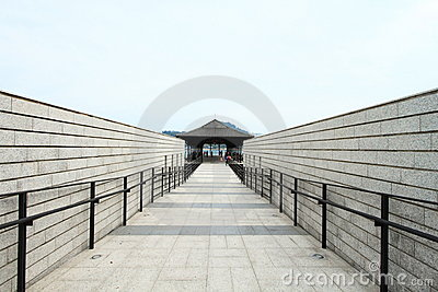 Path to Blake Pier