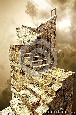 Free Path To Heaven Stock Photo - 2091590