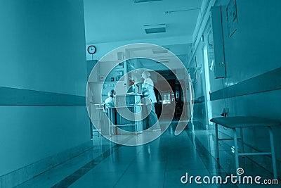 In-patient department