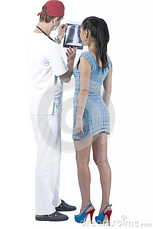 Patient And Doctor Stock Images - Image: 32995124