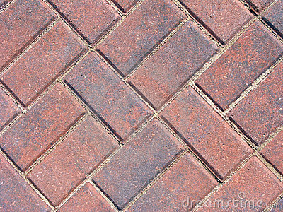 Patio Brick Design