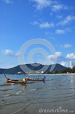 ิฺPatong Beach Phuket Thailand