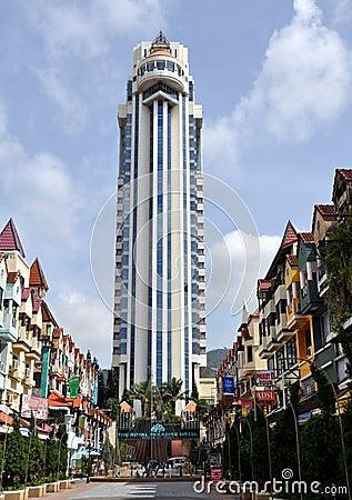 Free Patong, Thailand: Royal Paradise Hotel Royalty Free Stock Image - 18438816