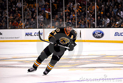 Patrice Bergeron Boston Bruins Editorial Stock Photo