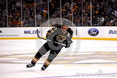 Patrice Bergeron Boston Bruins Editorial Stock Photo