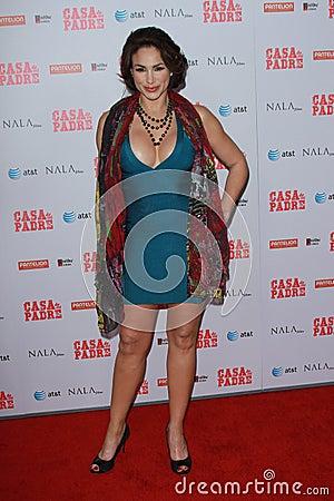 Patricia De Leon,Leon Editorial Stock Image