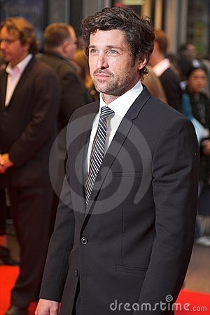 Patrick Dempsey Editorial Image