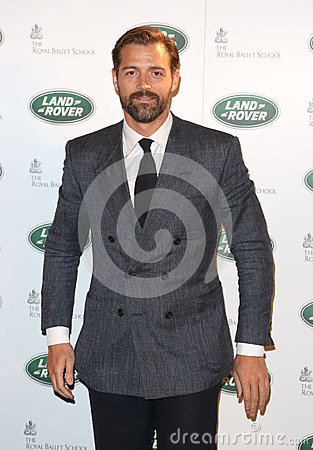 Patrick Grant Editorial Stock Image