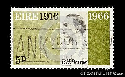 Patrick Pearse Editorial Stock Photo