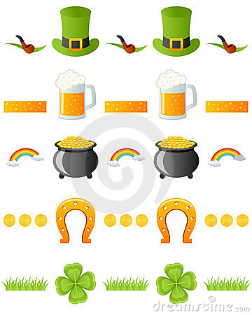 Patrick s Day Dividers Set [1]