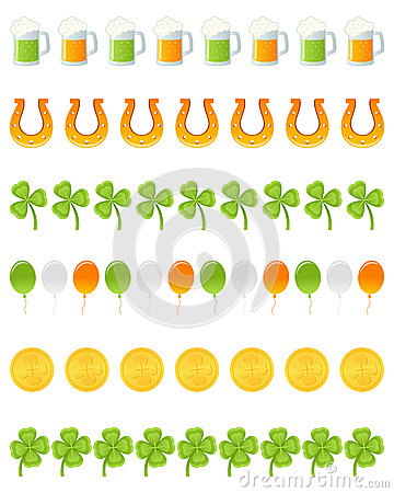 Patrick s Day Dividers Set [2]