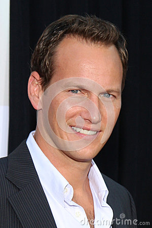 Patrick Wilson Editorial Stock Photo