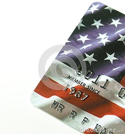 Patriot Credit Card