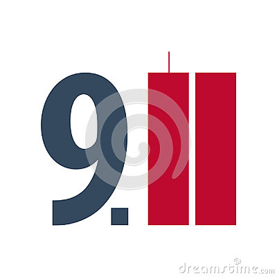 Free Patriot Day Emblems Or Logo. September 11. We Will Never Forget. Stock Images - 98143364