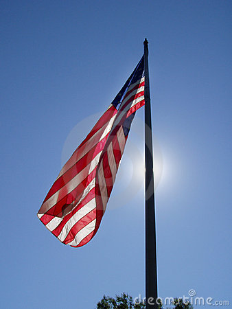 Patriotic Glow