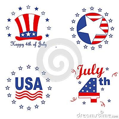 Patriotic graphics