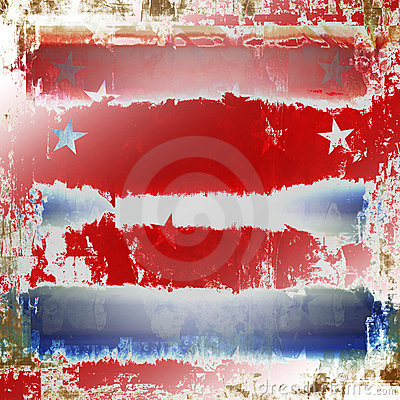 Free Patriotic Grunge Stock Images - 4763574