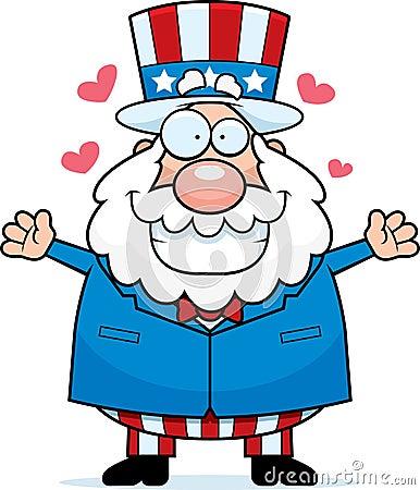 Patriotic Hug