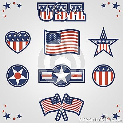 Patriotic Icons