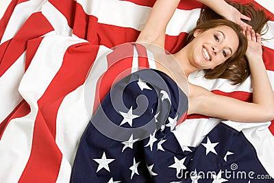 Patriotic Person