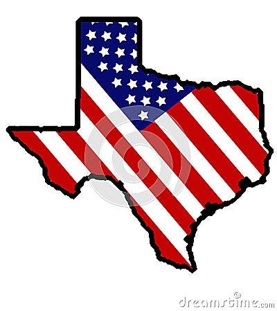 Patriotic Texas