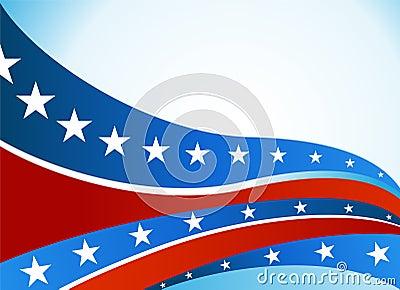 Patriotic Wave Set