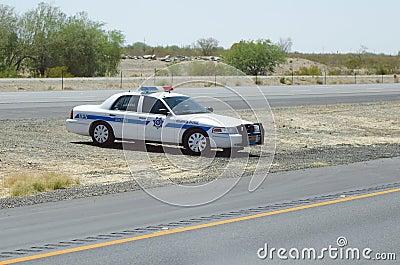 Patrouille de l Arizona Image éditorial