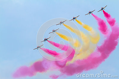 Patrulla Aguila Editorial Photography