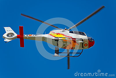 Patrulla Aspa Editorial Stock Image