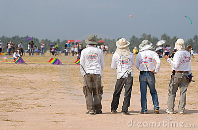 Pattaya International Balloon Fiesta 2009 Editorial Image