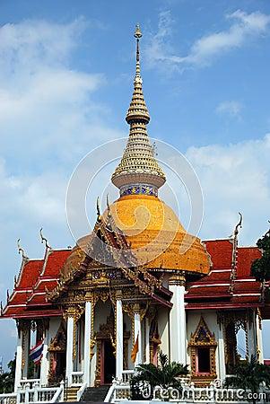 Pattaya, Thailand: Chai Mongkhon Temple