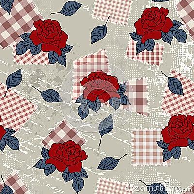 Pattern in C&W style