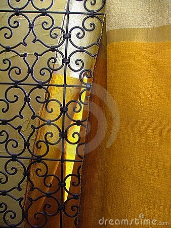 Pattern and drapes