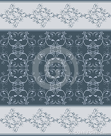 Pattern of eastern ornamental background