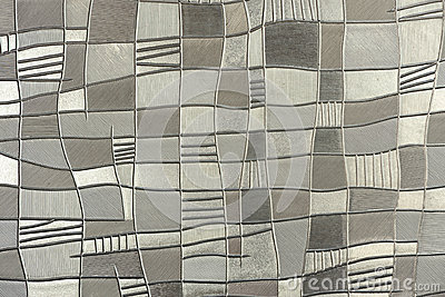 Pattern glass texture.