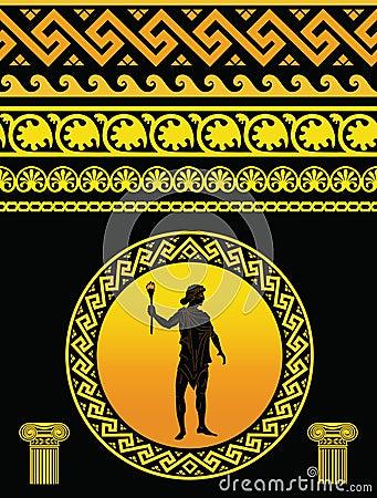 Pattern Greek