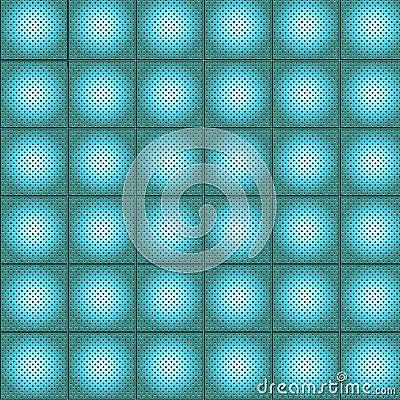 Pattern metal grid